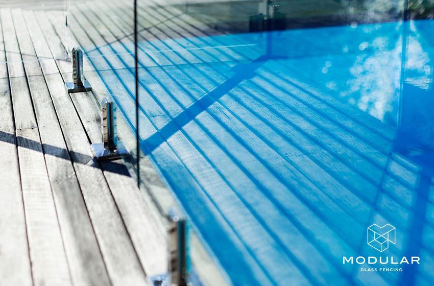 Pool fencing fittings
